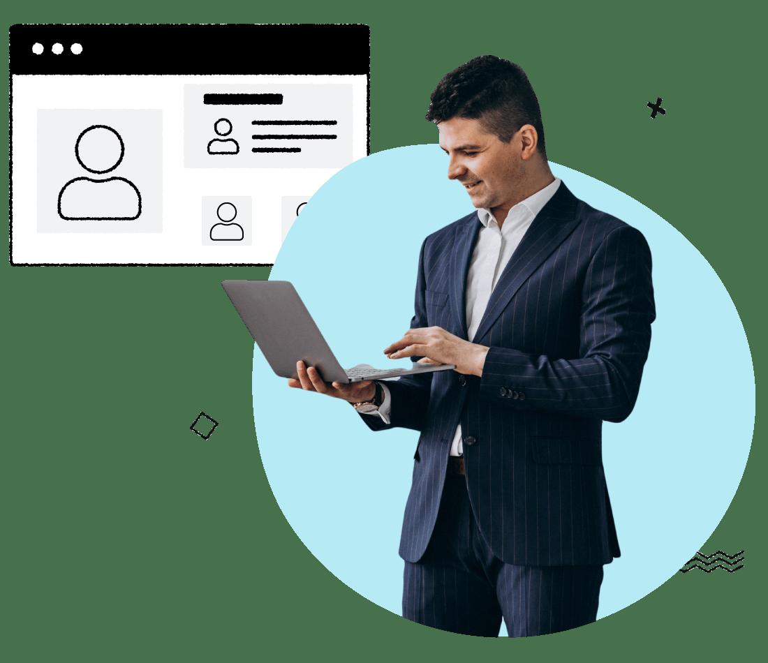 vtiger customer portal