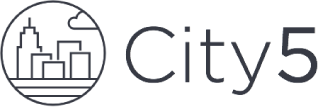 logotipo de city5
