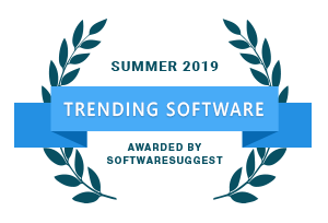 trending software award