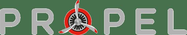 logotipo de propulsión