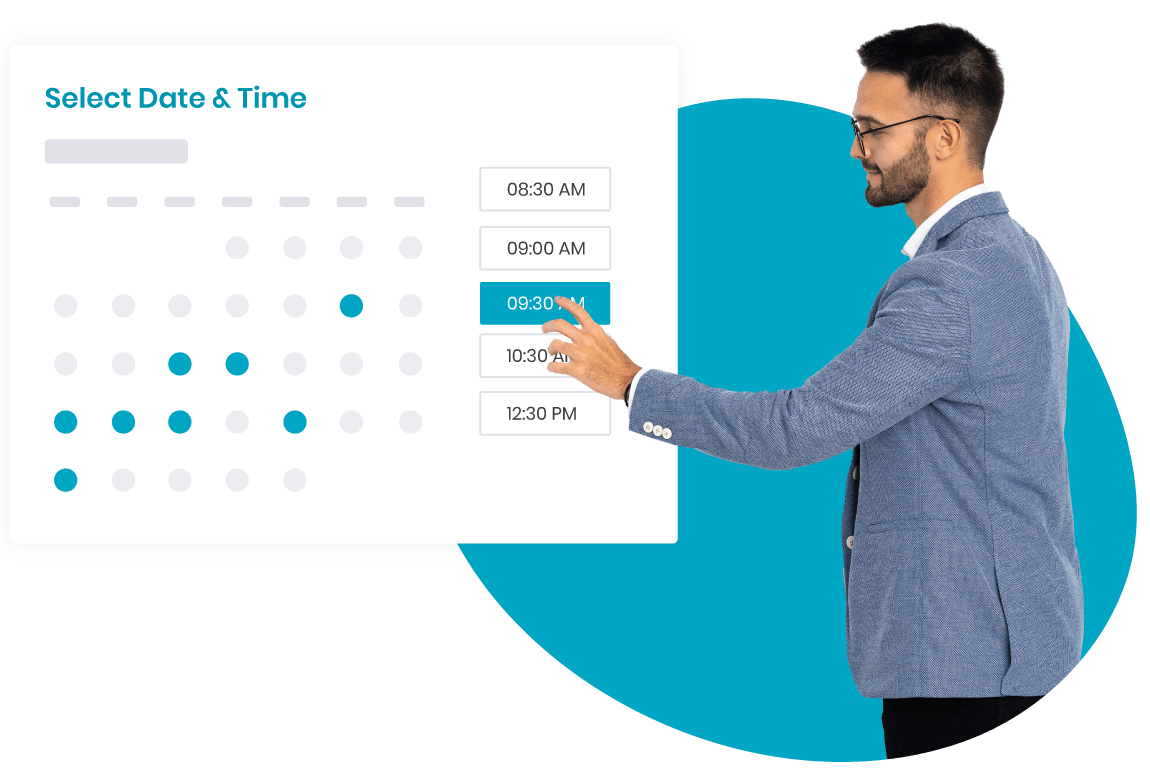 vtiger appointment scheduling