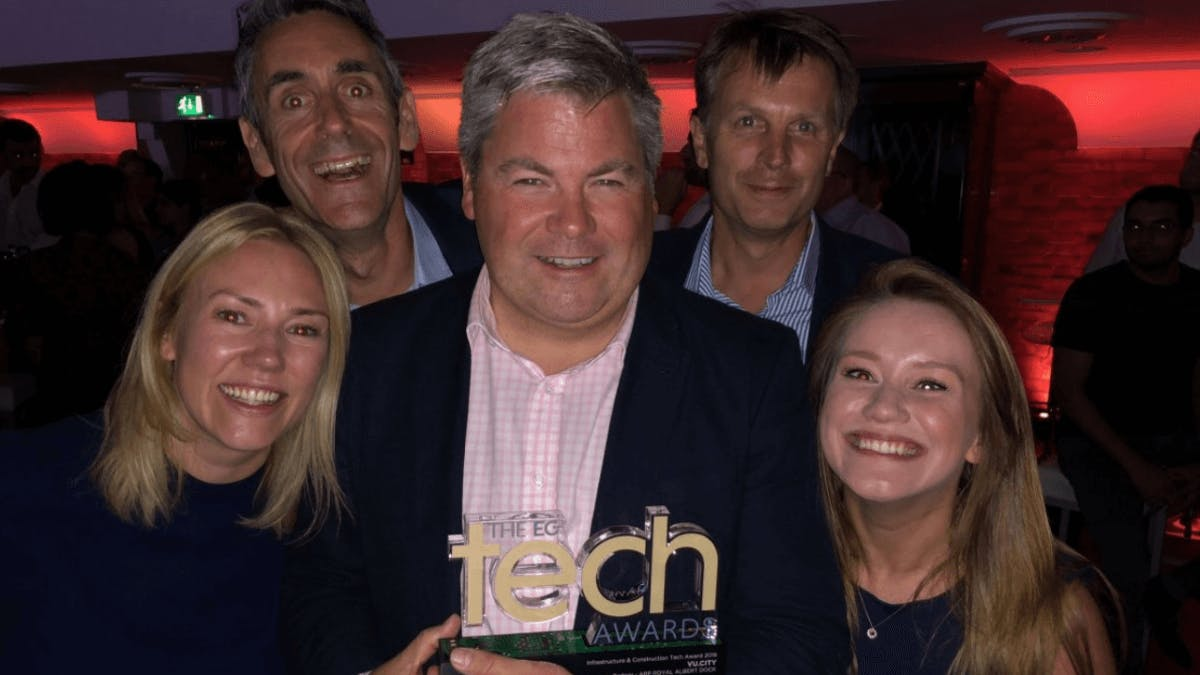 EG Tech awards