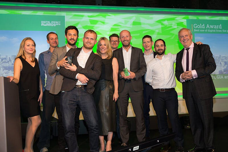 VU.CITY is officially the Best Digital tool in Property 2016