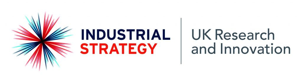 Industrial Strategy logo