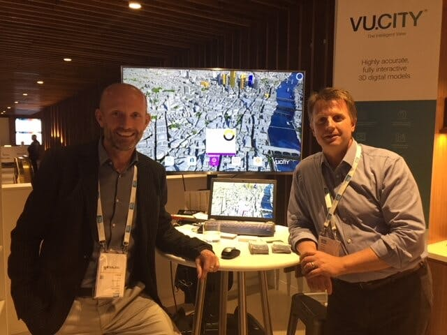 VU.CITY goes global at MIPIM Proptech NYC