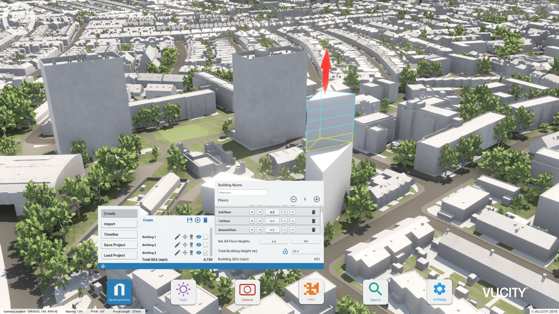 Create or import designs securely and analyse them in situ