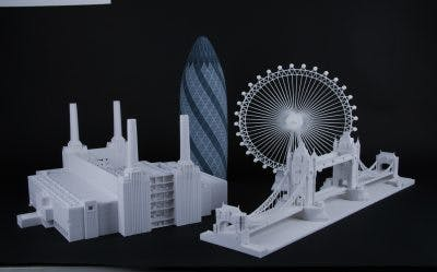 3D Print Display for Hackett