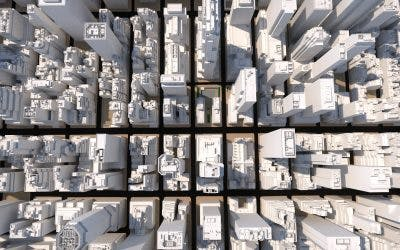 VU.CITY New York 3D Modelling LOD3