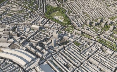 VU.CITY Brighton Modelling LOD3