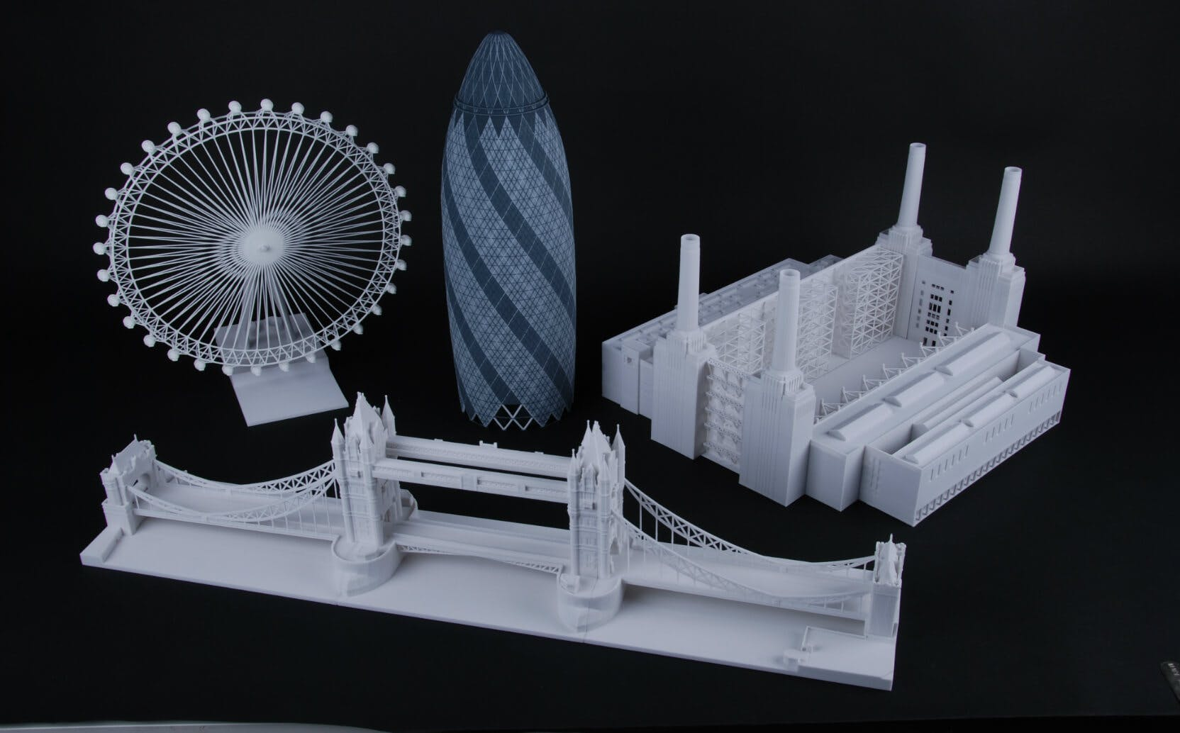 3D Print Display for Hackett