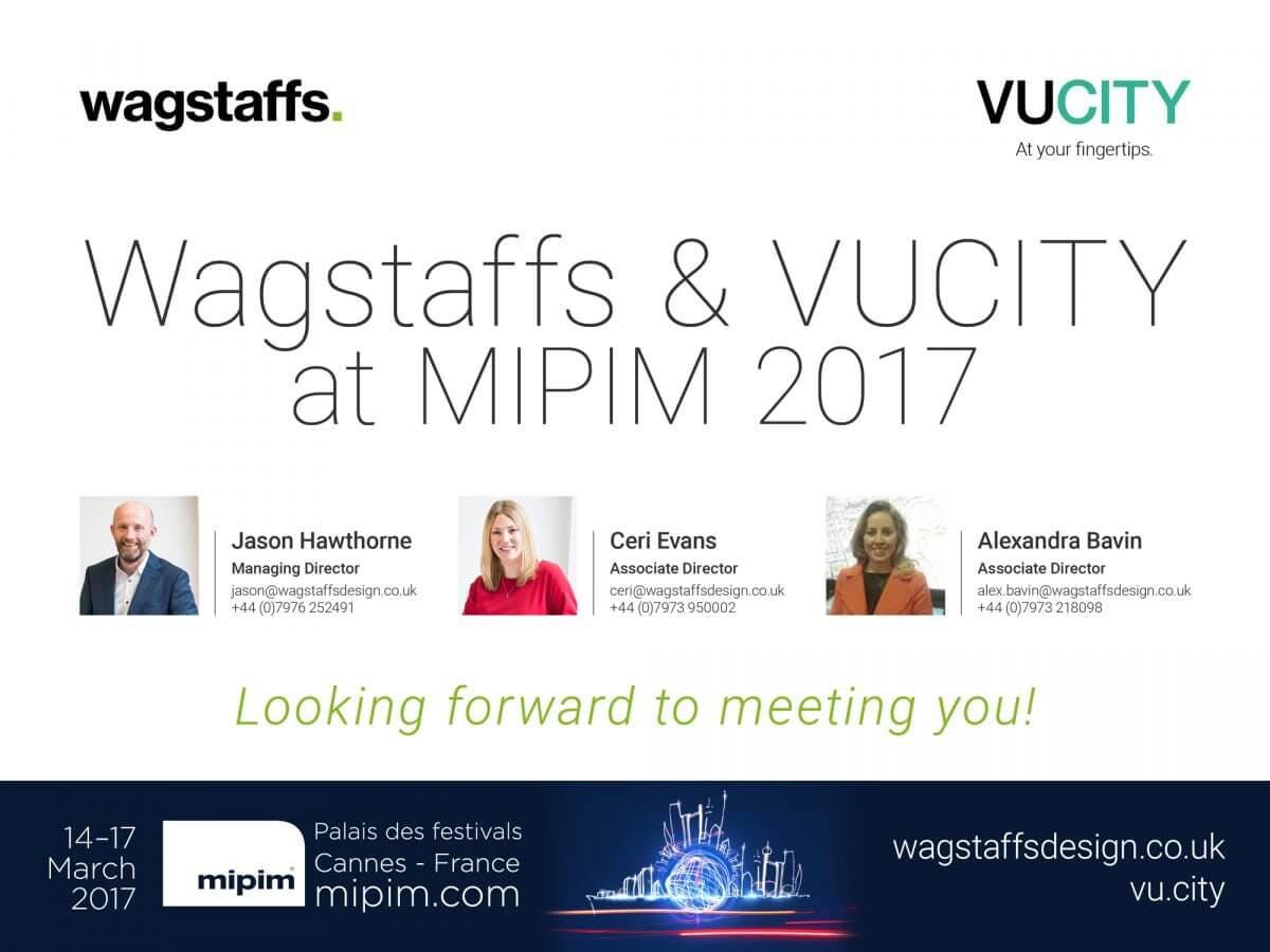 Meet us at MIPIM