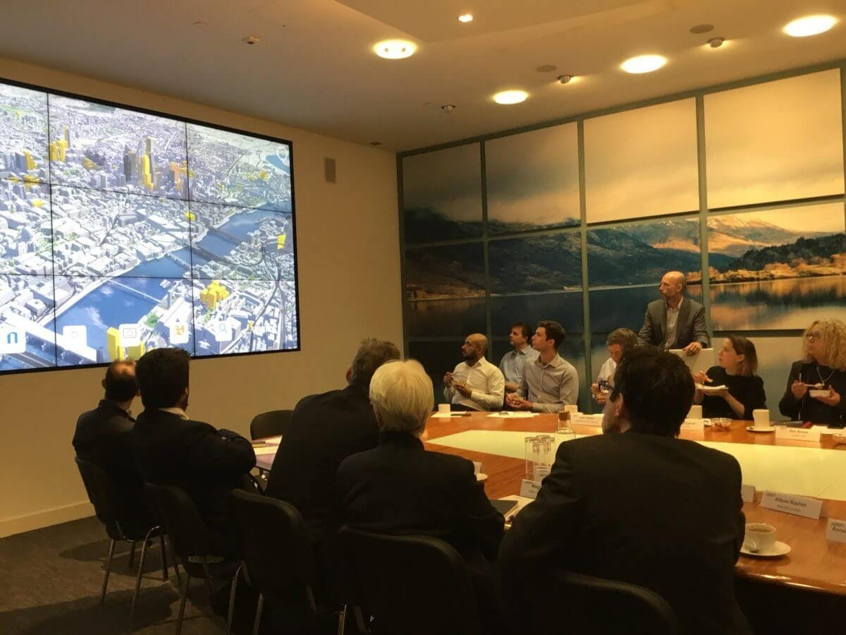 Leading the density debate at Planning Officers Society roundtable event
