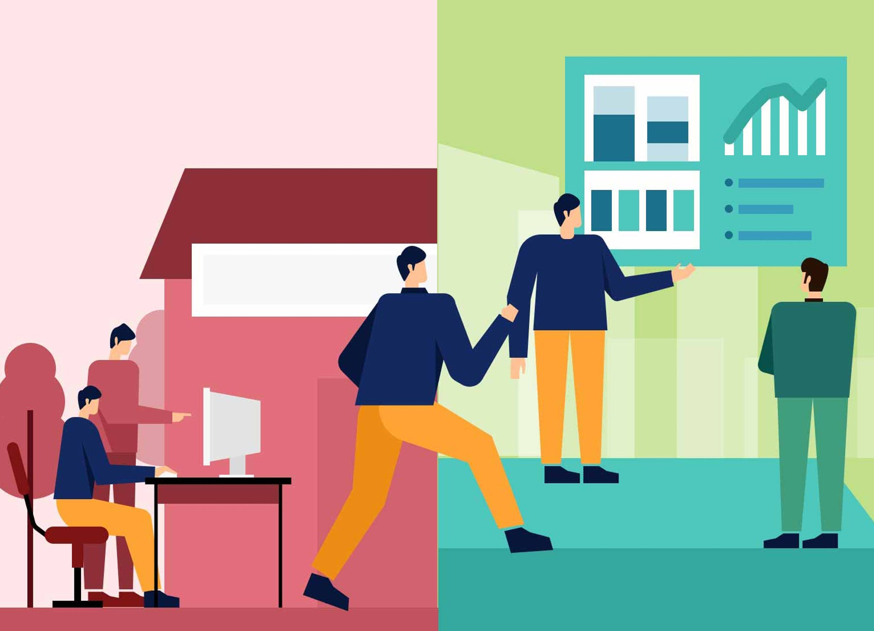 Utilising brand synergy to grow as a creative agency