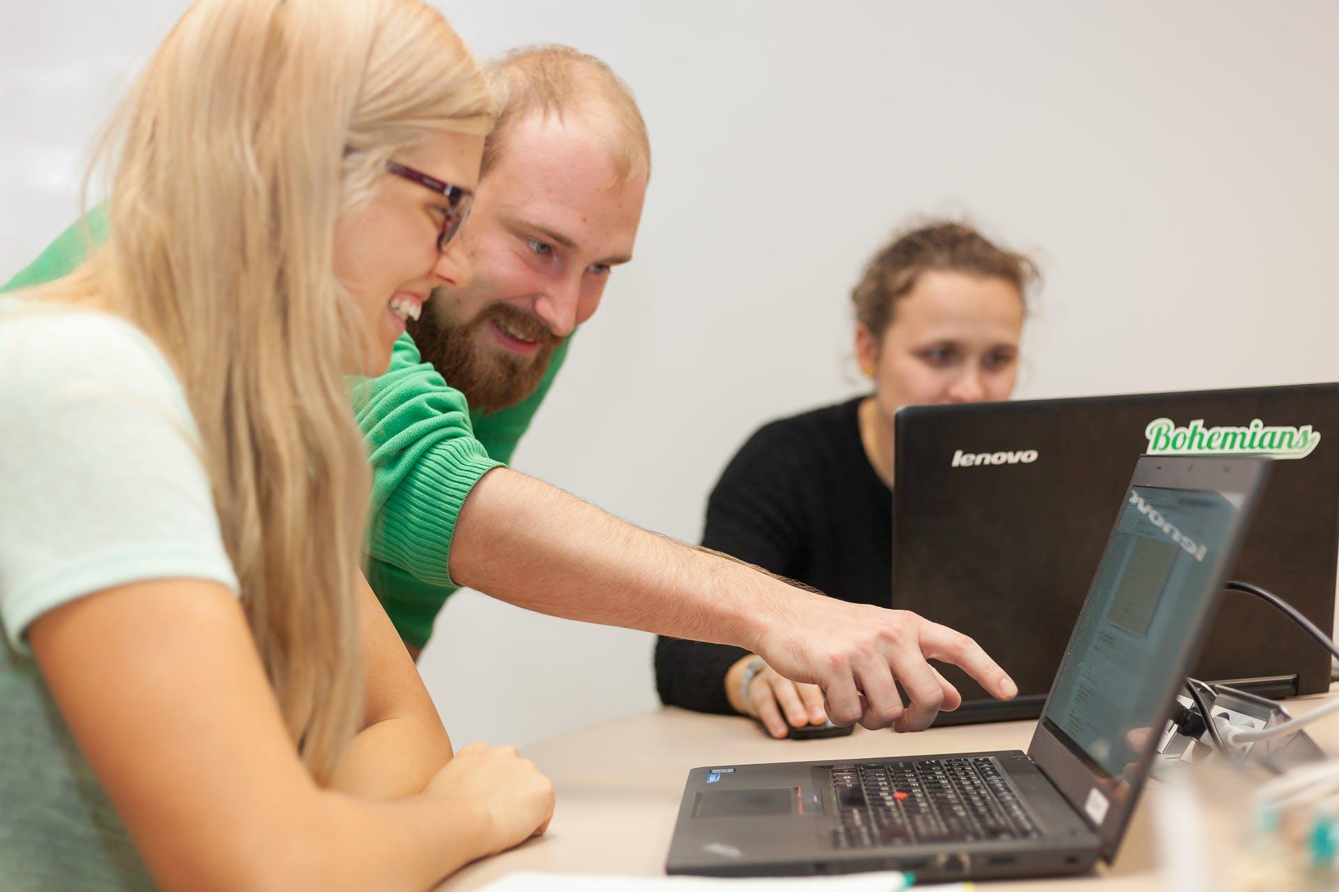 Online kroužek Pythonu pro dospělé