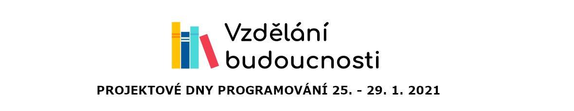Projektové dny programování 25. - 29. 1. 2021