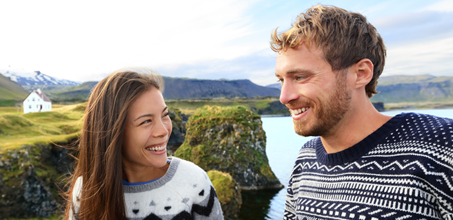 Get 30% off your flight to Iceland!