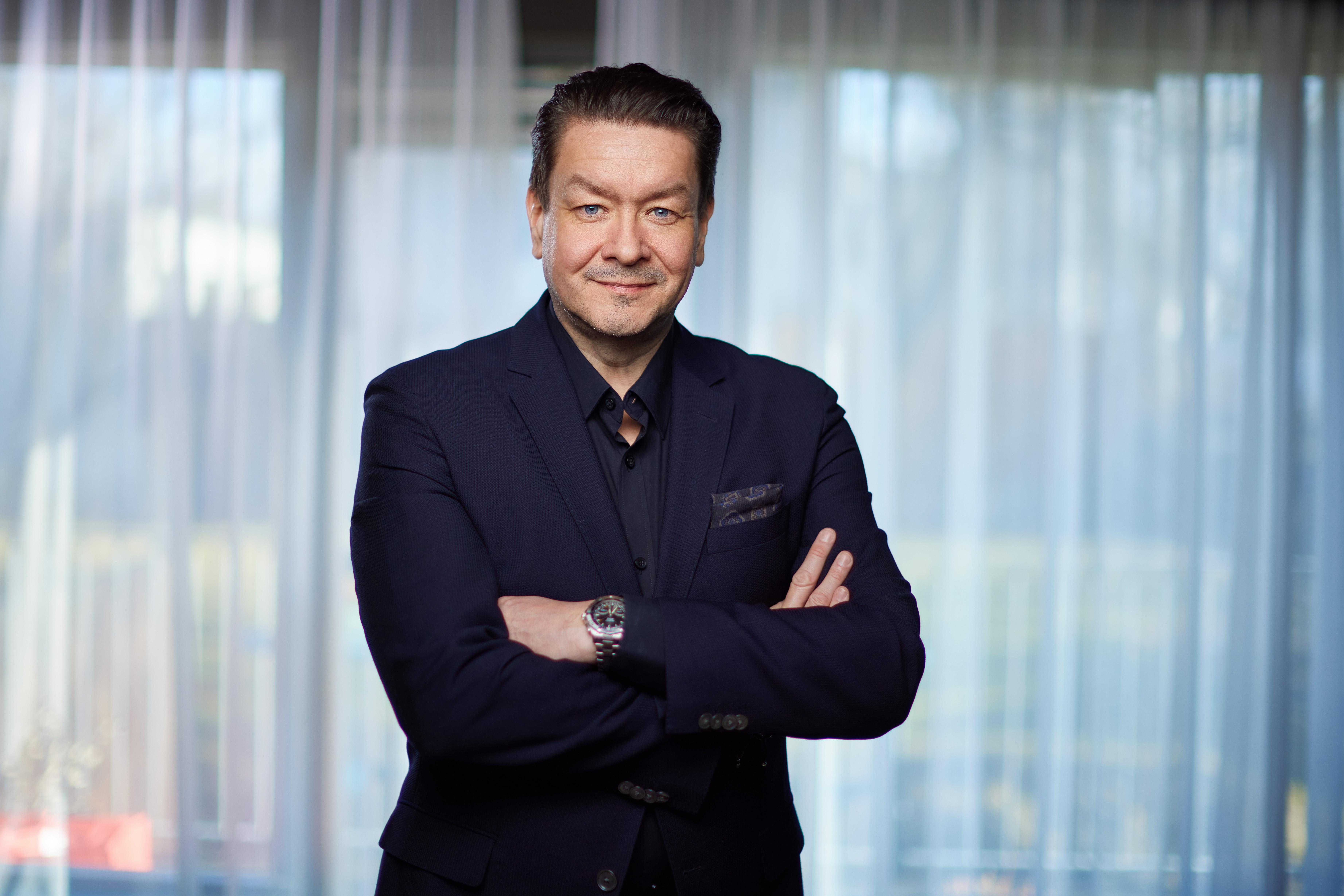 Birgir Jónsson, CEO