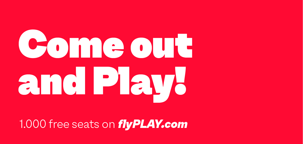 Come out and Play!