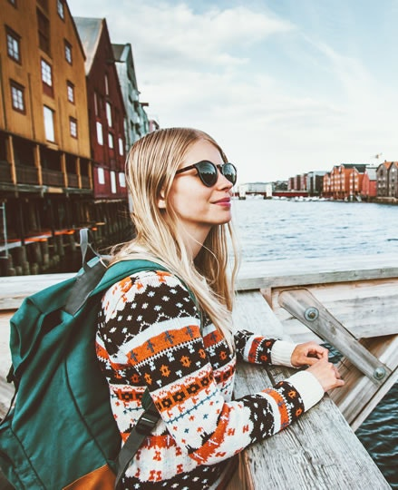 Cheap flights to Trondheim