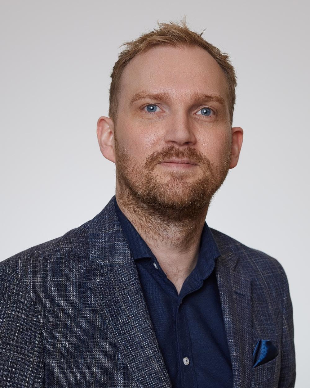 Arnar Magnússon