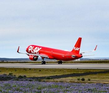 PLAY aircraft