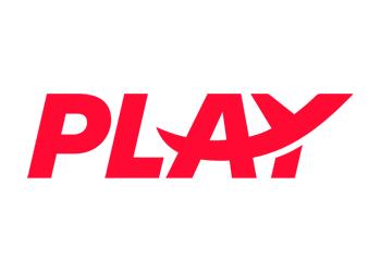 PLAY logo media center