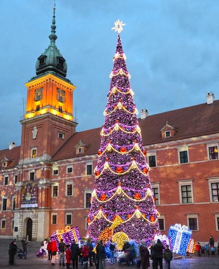 Wesołych polskich Świąt Bożego Narodzenia