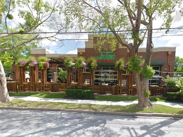 Jake's Restaurant – Dallas, TX