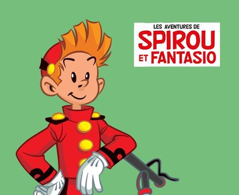 Réalisation d'un album de coloriage avec Spirou et Fantasio. Les dessins de cet album deviennent un film d'animation avec l'application Wakatoon.