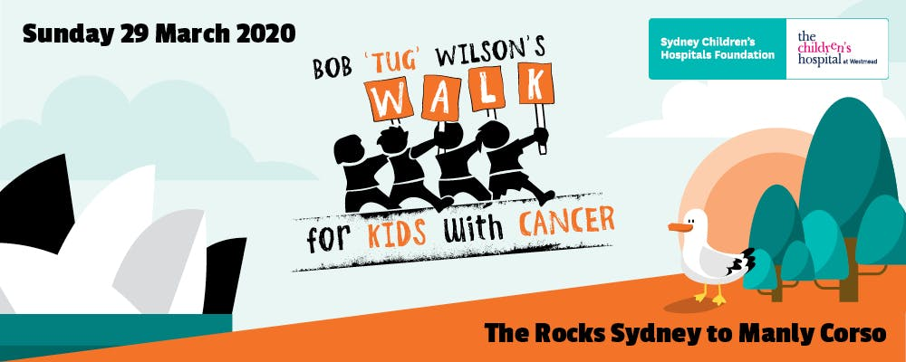 Proudly supporting the Cancer Centre for Children, the Children's Hospital at Westmead