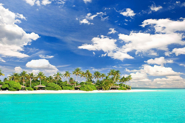 Fototapete Meine Insel