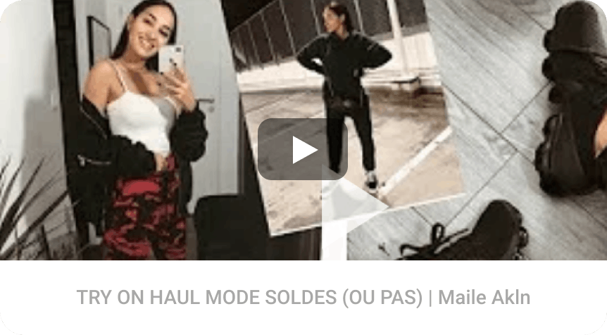 TRY ON HAUL MODE SOLDES (OU PAS) | Maile Akln