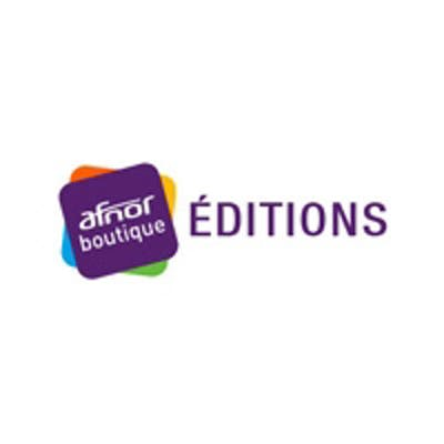 Codes promo Afnor Editions