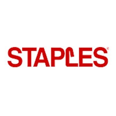 Codes promo Staples