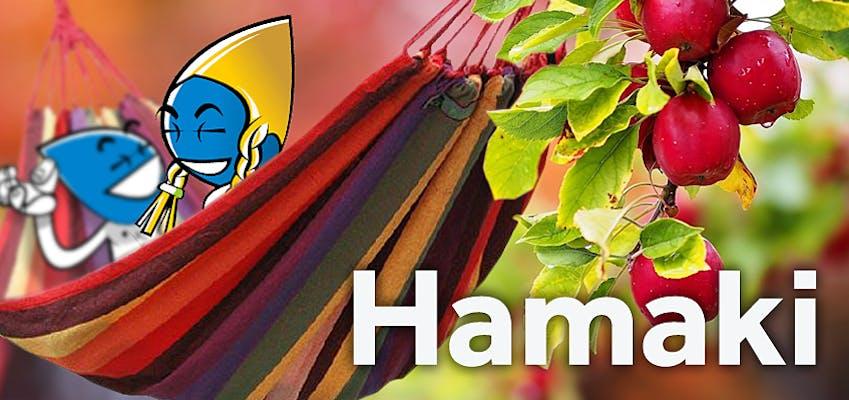Hamako ogrodowe