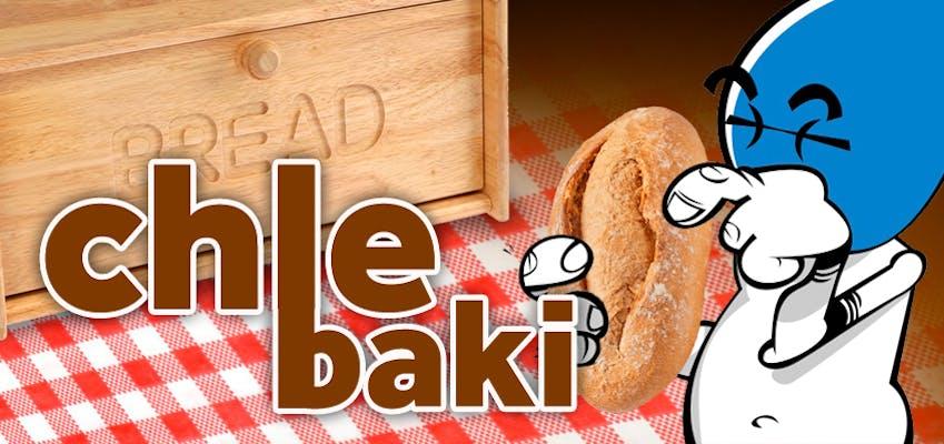 Chlebaki, pojemniki na pieczywo