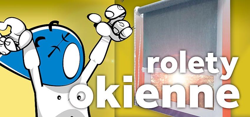 Rolety okienne