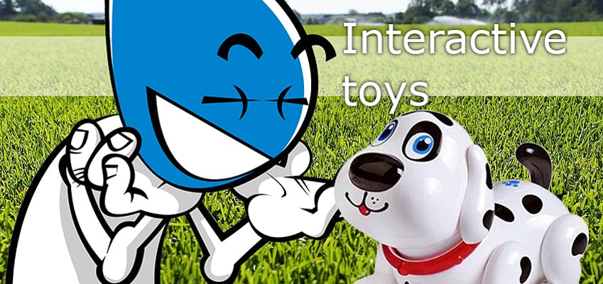Interactive educational toys for children