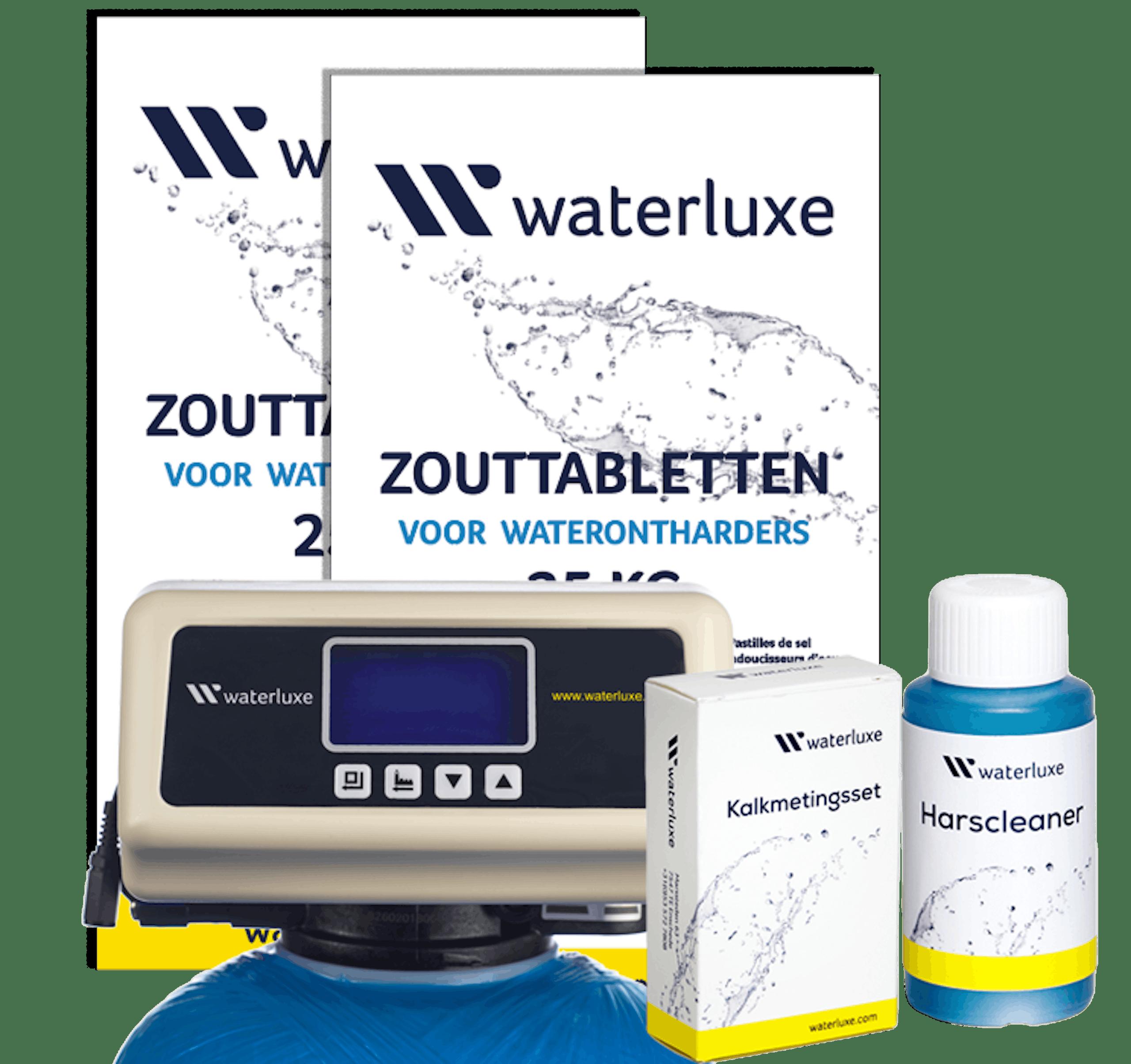 Waterluxe Besturingsupdate