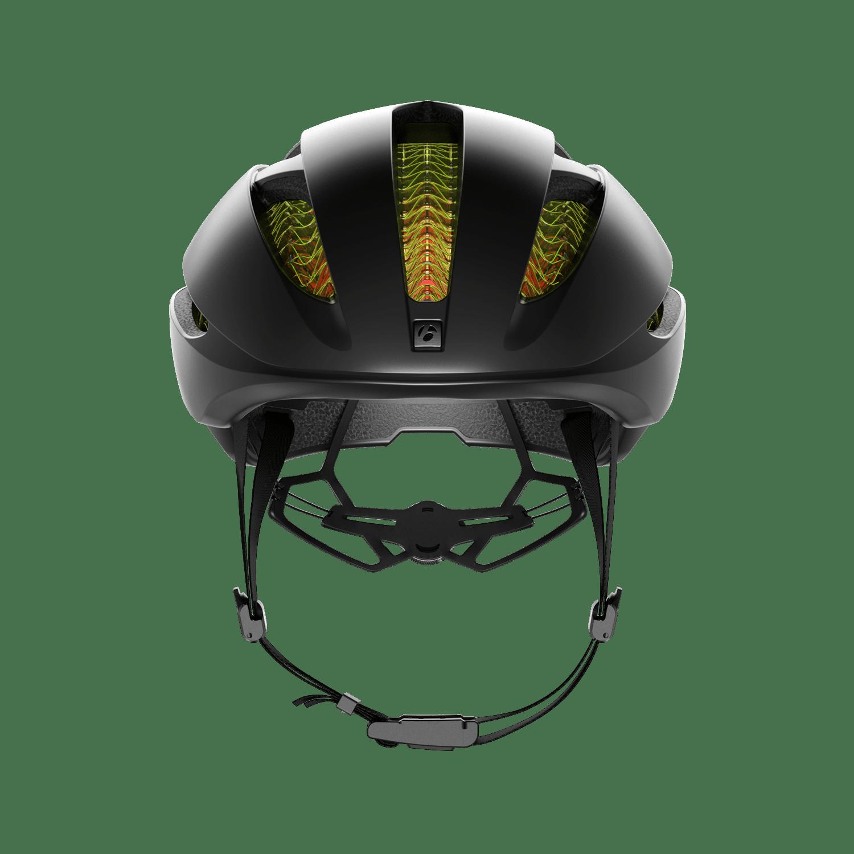 XXX helmet front