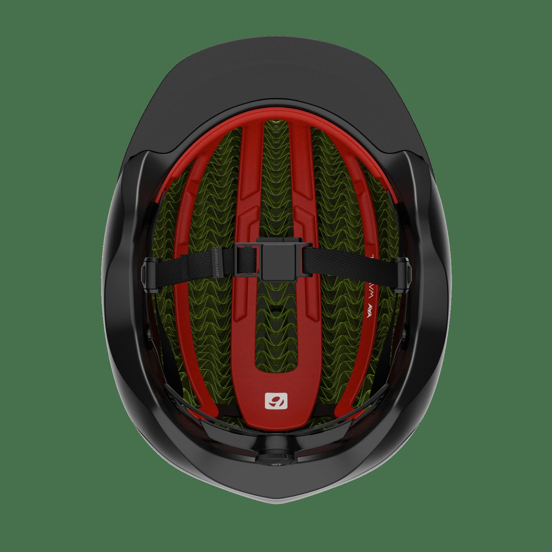 Charge helmet bottom