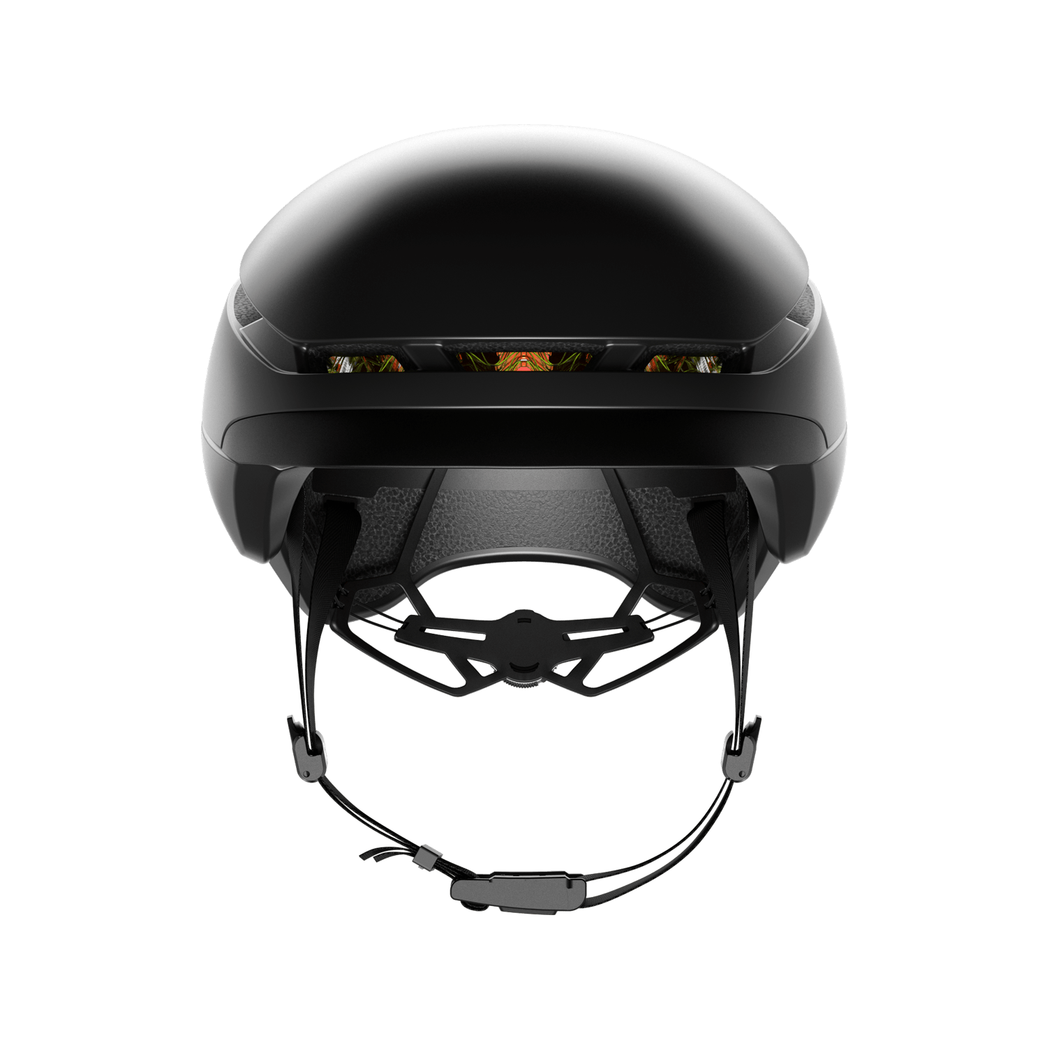 Charge helmet front