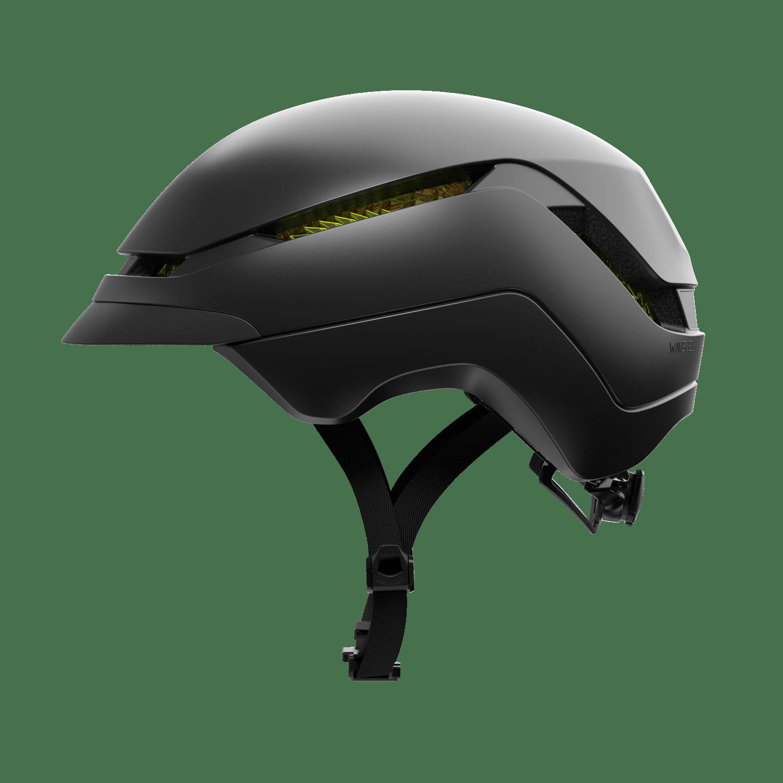 Charge helmet side
