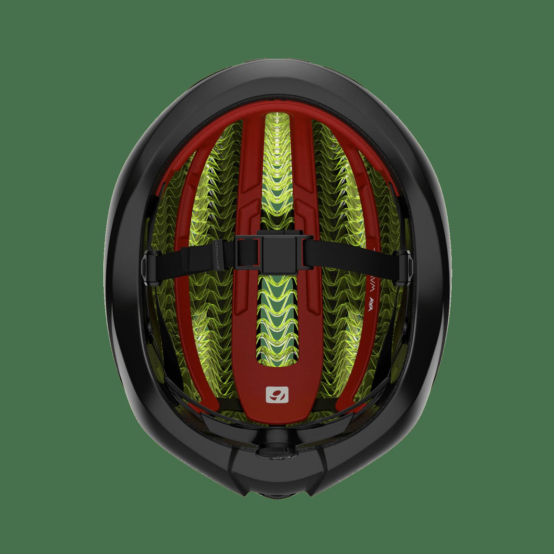 Specter helmet bottom