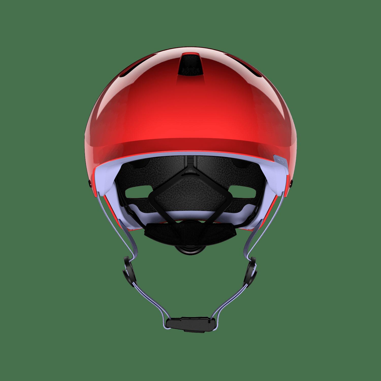 Jet helmet front
