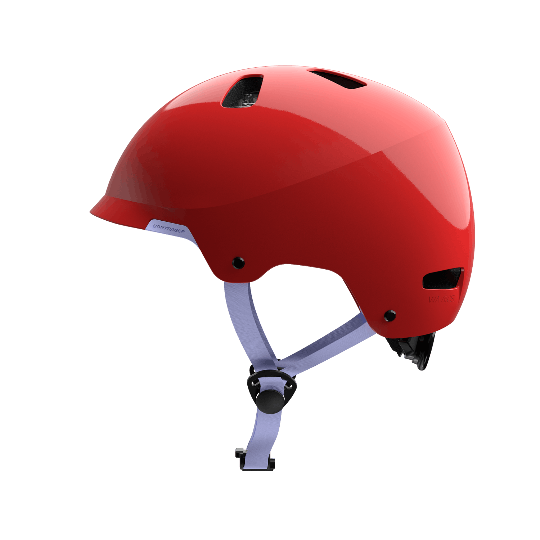 Jet helmet side
