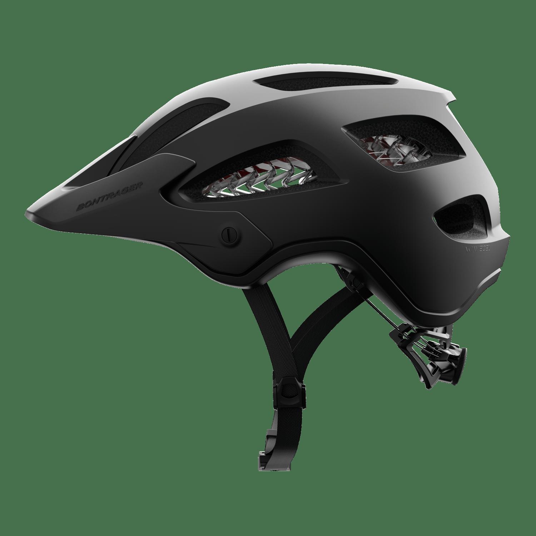 Rally helmet side
