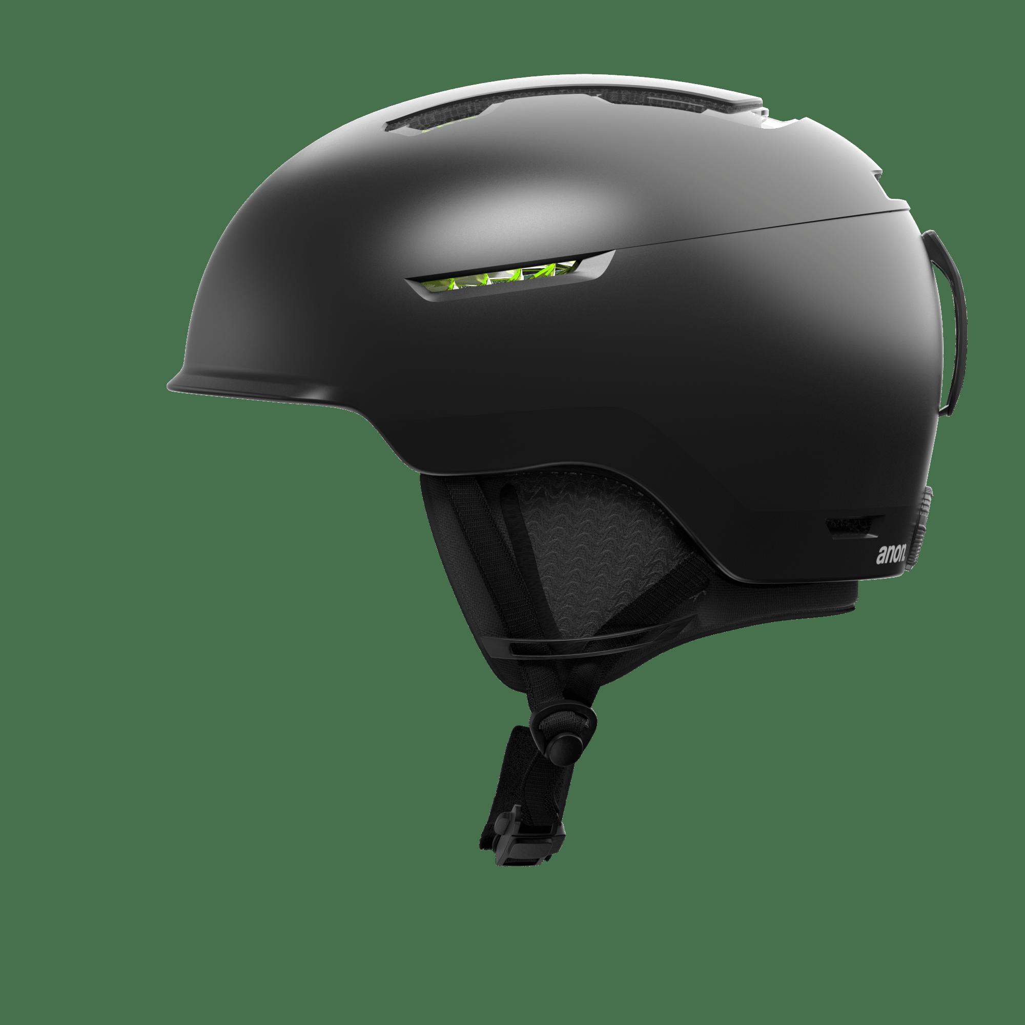 Logan helmet side