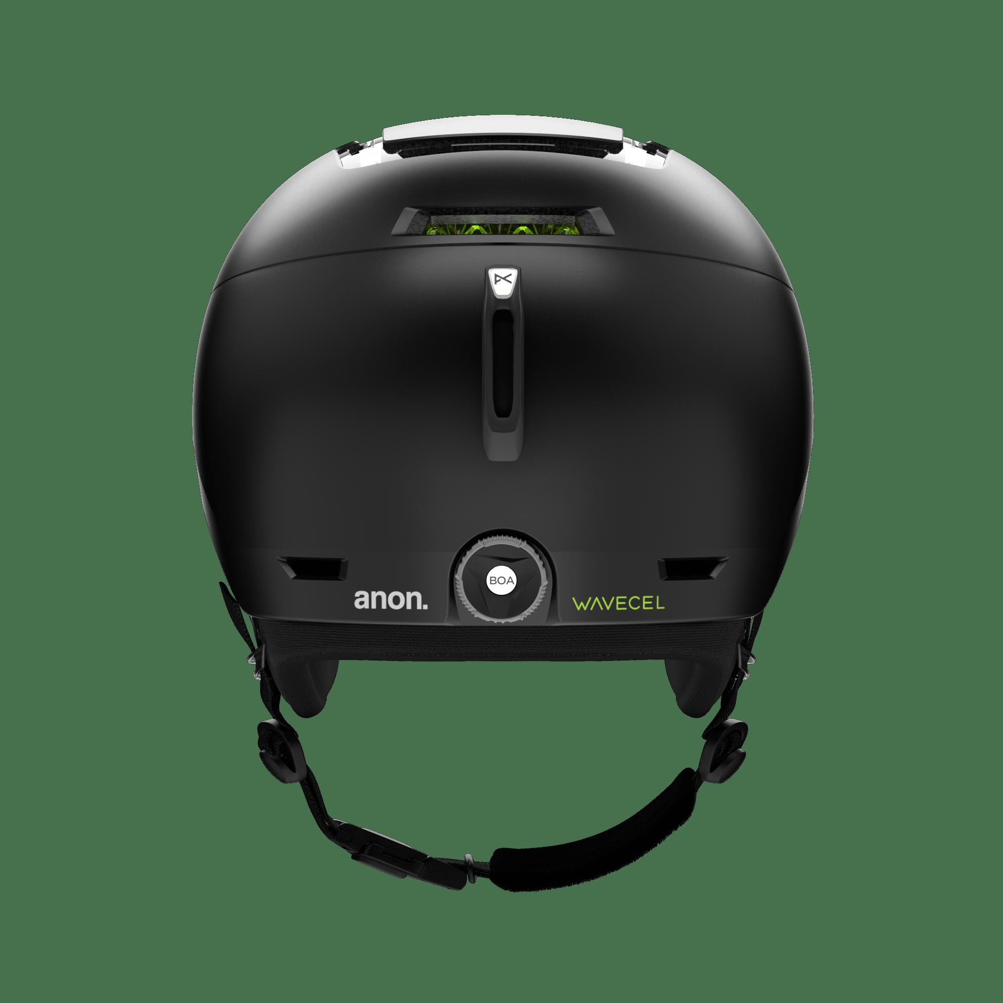 Logan helmet back