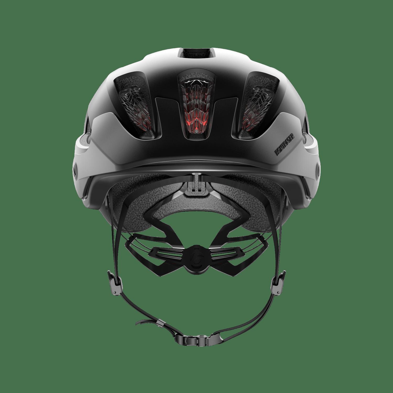 Rally helmet front